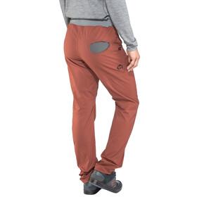 E9 Rondo Dump - Pantalones de Trekking Hombre - rojo